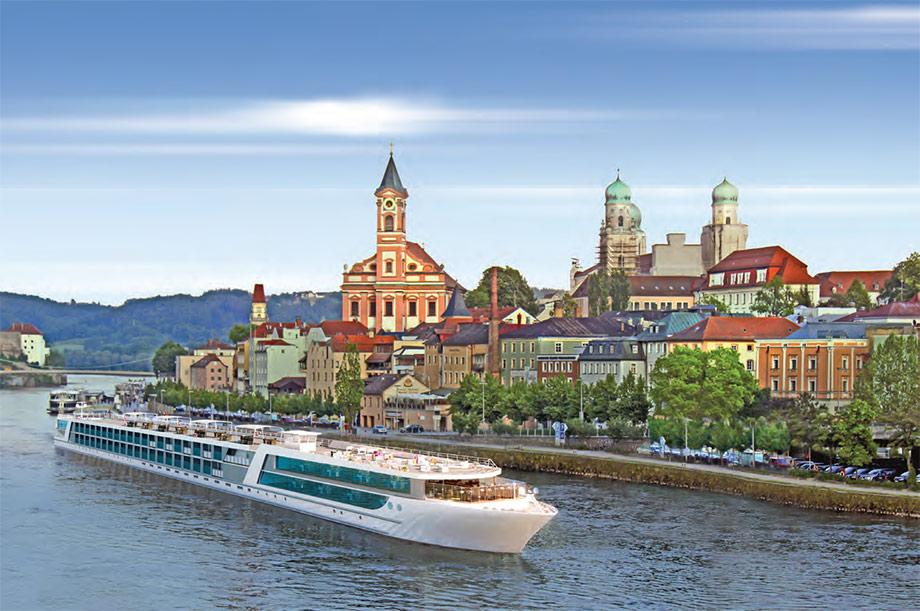 Multi Generational Rhine-River-Cruise