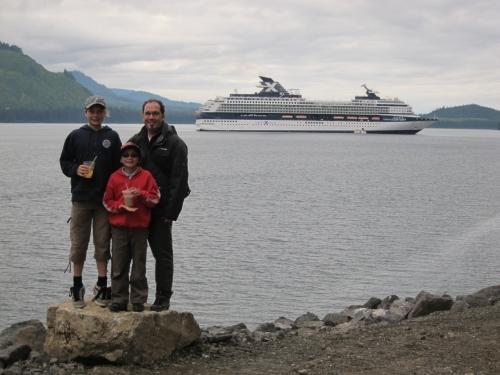 Multi Generational Travel cruiseship