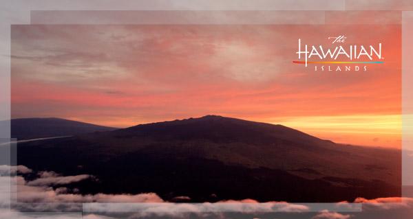 Hawaiian Islands Vacations Sunset 600x319